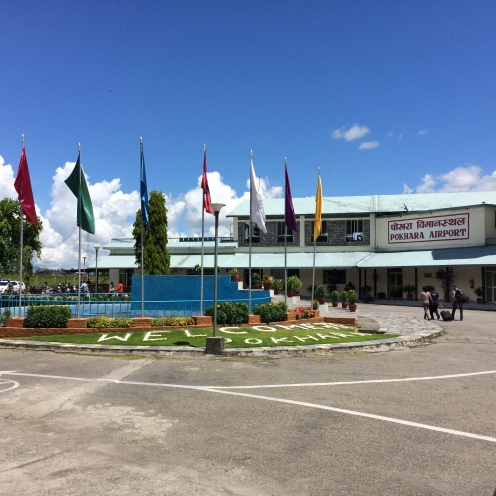 مطار بوكارا