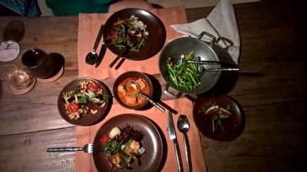 يوفر المطبخ التايلندي قائمة أطباق لا يعلى عليه
